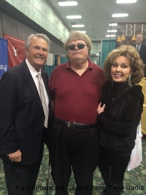 Paul with Jerry Goff and Little Jan Buckner Goff