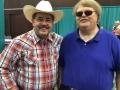 Paul with Cowboy Jim Shelton