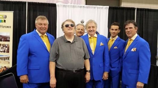 Memphis Quartet Show 2015 s
