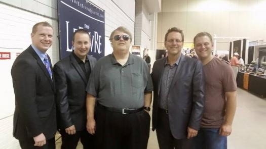 Memphis Quartet Show 2015 t