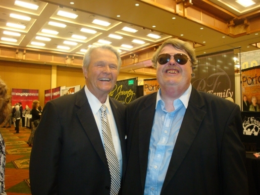 Paul with Dr. Jerry Goff