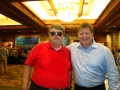 Paul with Arthur Rice of The Kingdom Heirs