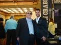 Paul with Jason Crabb