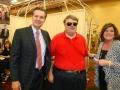 Paul with Jim and Melissa Brady of The Jim Brady Trio