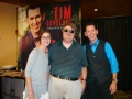 Paul with Tim Lovelace and his daughter